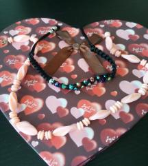 Setovi ogrlica+minđušice