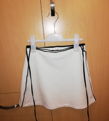Nike bela suknja za tenis