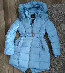 Plava jakna xl