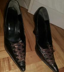 Braon cipele