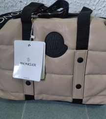 Moncler torba krem NOVO