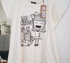 Nova Skrabac bela majica