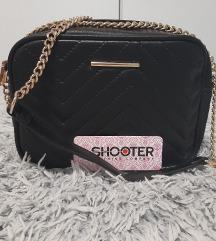 Shooter mala crna torba