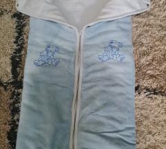 Dunjica ili prekrivač za bebe