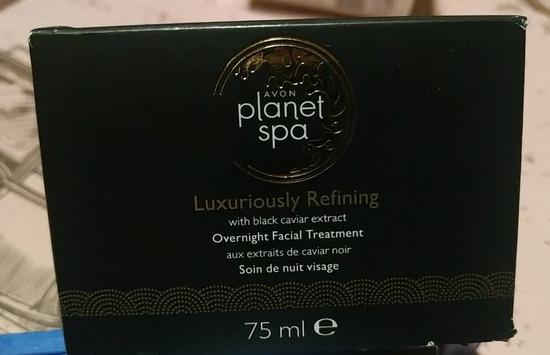 Luksuzna noćna krema sa crnim kavijarom