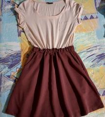 Prelepa H&M haljina sa dzepovima-NOVO!