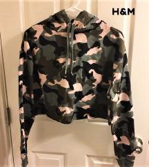 H&M crop top NOVO