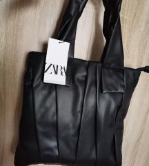 RezzZara nova kožna torba like bottega%%%