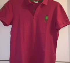 U.S. Polo Assn roza majica