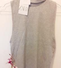 Zara crop majica vel S i L