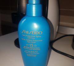 Shiseido sun protection 15