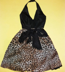 Zara Basic Pin Up haljina