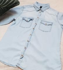 Amisu teksas svetla košulja