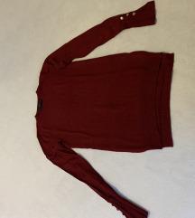 Zarin crveni džemper