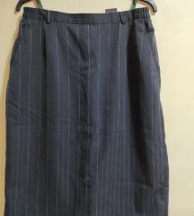 Teget suknja na pruge C&A