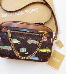 Original Michael Kors kozna torbica