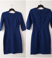 *SALE* H&M kraljevsko plava haljina
