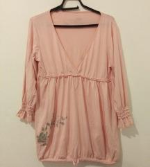 Bebi roza tunika - bluza