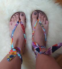 WOMEN'SECRET lace up sandale