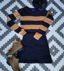 Suknja i beretka sa slike