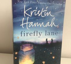 """Knjiga na engleskom """"firefly lane"""""""
