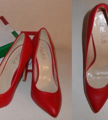 Crvene cipele, jednom obuvene