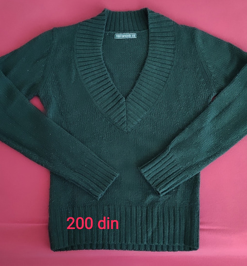 Terranova džemper XS