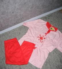 NOVA pidžama, sa etiketom