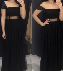 Novo! Duga svecana haljina sa etiketom