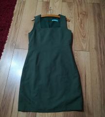 Maslinasto zelena haljina NOVO