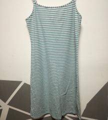 Letnja haljinica na linije
