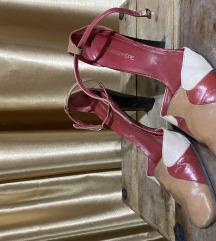 Italijanske sandale na stiklu