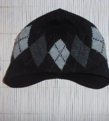 Zimska kapa za 3-4 god.