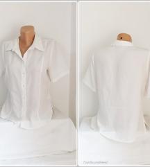 3.3.2. Bela svilenkasta M košulja