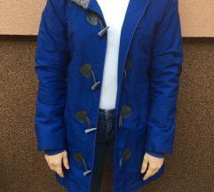 AKCIJA Plava jakna sa kapuljacom AKCIJA