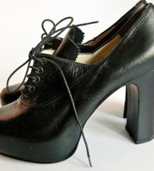 Kozne Cipele ShellyS LD - Nove - Prirodna Koza