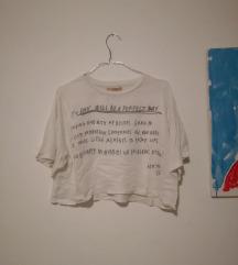 Zara crop majica