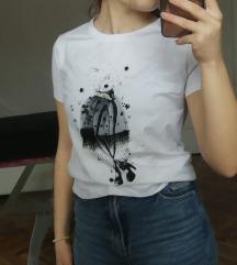NOVO bela majica kratkih rukava