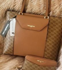 Karl Lagerfeld torba i novčanik