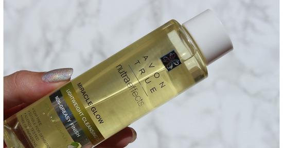 Avon ulje za skidanje sminke nezno cisti lice