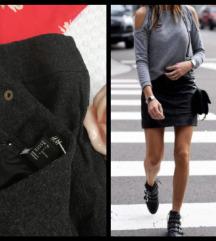 Danas samo 250 H&M crna suknja-NOVO