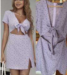 NOVA kratka  letnja haljina