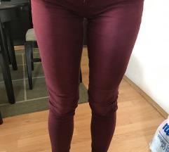 Bordo pantalone - kao nove