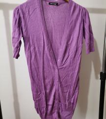 Bluza duža sa kratkim rukavima
