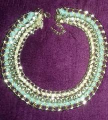 Nova masivna ogrlica sa cirkonima
