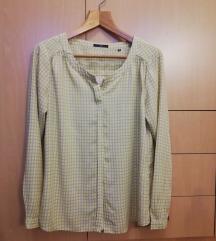 Nova Zero bluza od viskoze
