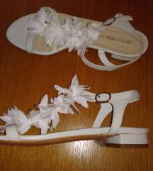ANTONELLA ROSSI savrsene kozne sandale NOVO