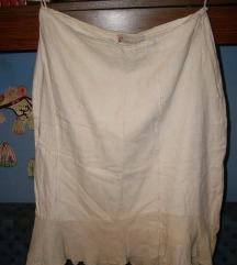 Letnja suknja L