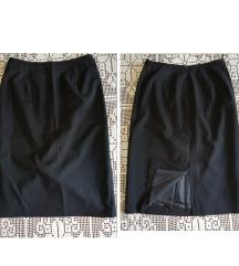 Les Copains crna suknja