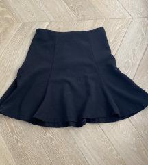 Leprsava duboka suknja